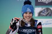 Petra Vlhová získala striebro v alpskej kombinácii na MS v Aare 2019 aj v Cortine d'Ampezzo 2021.