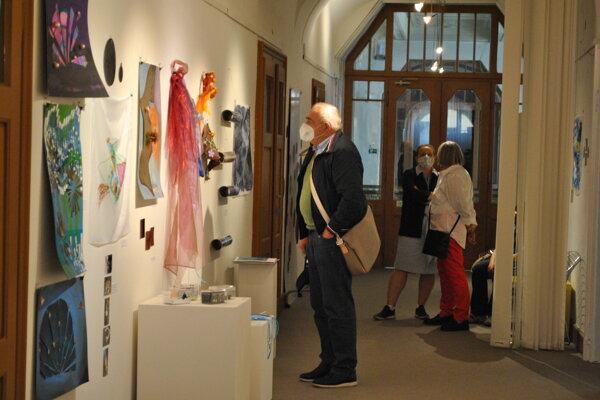 Výstava Zrkadlo umenia je vNitrianskej galérii k dispozícii do 3. októbra.