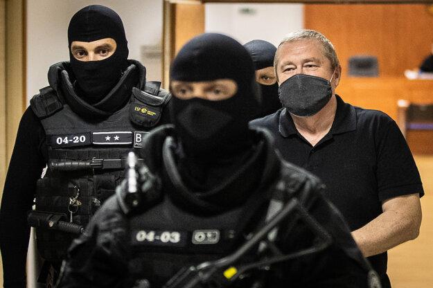 Neprávoplatne odsúdený bývalý špeciálny prokurátor Dušan Kováčik.