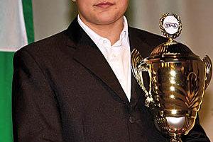 Karol Šedivý ml. vyhral slovenský titul v divízii D9.