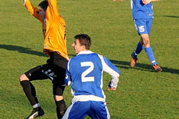 O góly Šale sa postarali Oskar Lancz (2) a Csaba Takács.