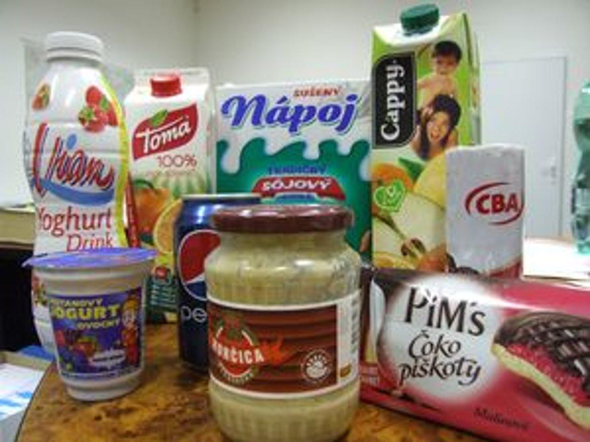 6ad425584 Europoslanci chcú mať na každom potravinárskom výrobku informáciu o obsahu  cukrov, tukov, soli a