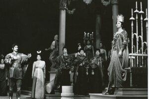 Dido a Aeneas, 1983, Anna Kľuková (Dido)