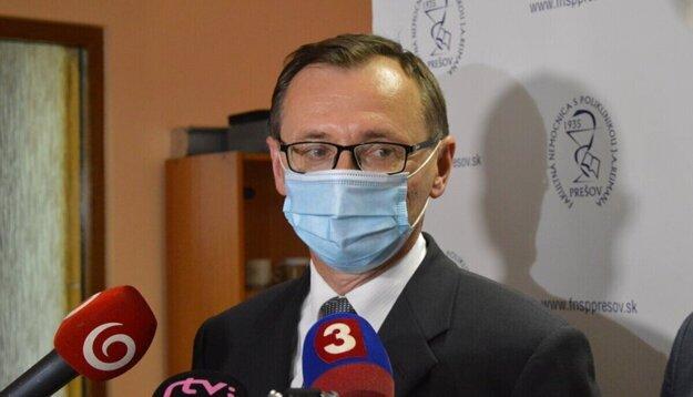 Ľubomír Šarník.