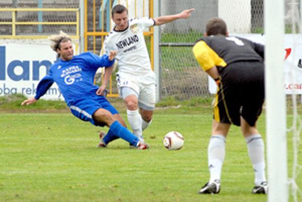 V žitnoostrovskom derby rezerva DAC-u remizovala s Gabčíkovo 1:1.