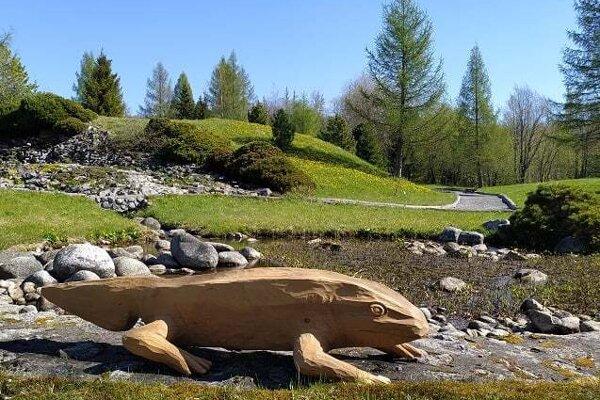 Botanická záhrada bude zatvorená až do budúcej jari.