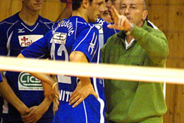 Nováčik na trénerskej lavičke Ján Hukel si pripísal druhé víťazstvo.