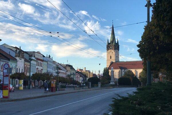 Prešov realizoval počas posledných rokov niekoľko projektov z oblasti ekológie.