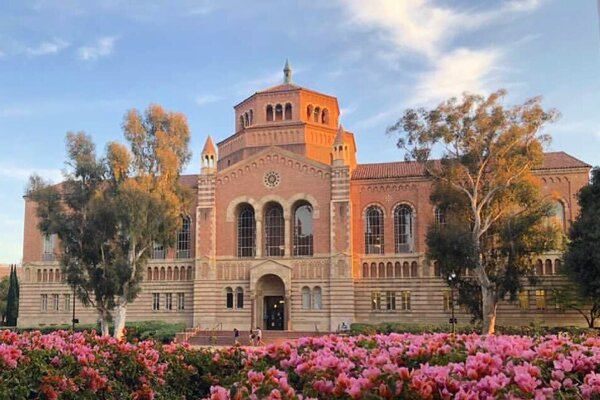 UCLA v Kalaifornii.