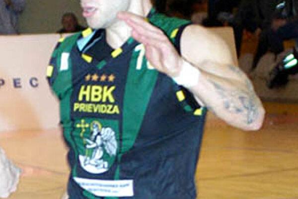 Pavel Bosák si na Slovensku urobil meno v drese Prievidze.