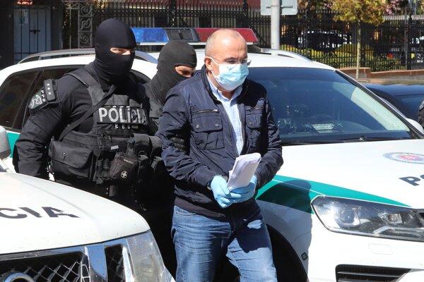 Kajetán Kičura je na slobode