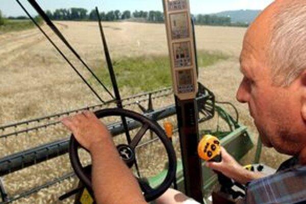 Poľnohospodári v Nitrianskom kraji tvrdo doplatili na záplavy.