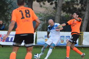 Miroslav Barčík opäť režíroval našu hru a stihol aj streliť jeden z gólov.