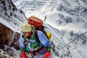 Fotografia z víťazného filmu Dhaulágirí je môj Everest.