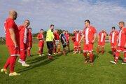 Futbalisti Pustých Sadov si pripísali ďalšie víťazstvo.