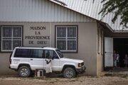 Miesto únosu misionárov na Haiti.
