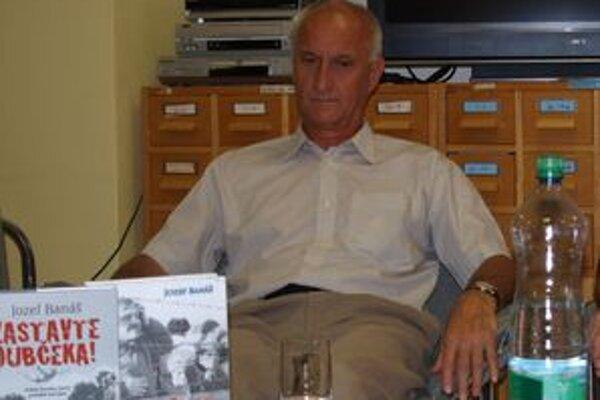 Jozef Banáš sa s nemeckým priateľom Thomasom stretol až po 37 rokoch. Napísal o tom knihu.