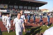 Treťoligista privítal pred plným štadiónom slávny klub.