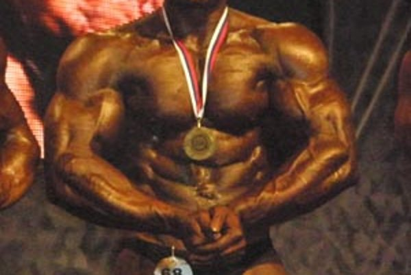 Rastislav Solár vyhral kategóriu nad 100 kg.