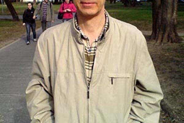 Šachový veľmajster Gennadij Timoščenko pôjde prvý raz na ME seniorov.