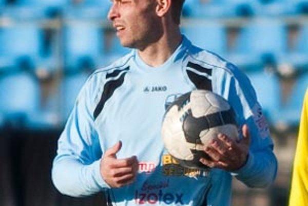 Peter Burák sa vrátil po rokoch do nitrianskeho dresu.