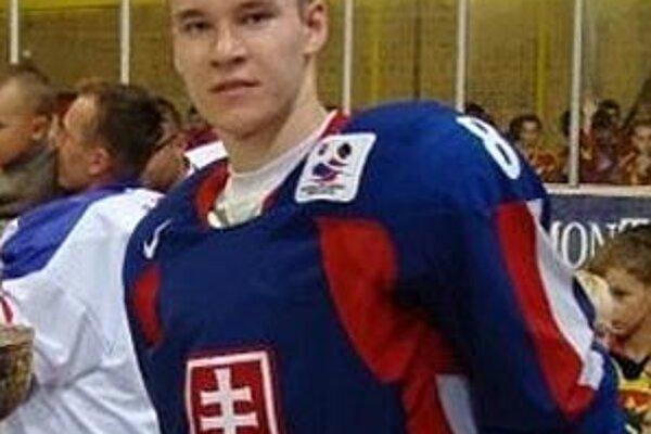 Matúš Rais hral na MS 20.