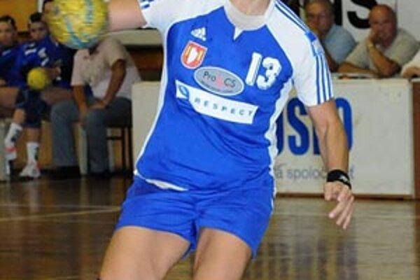 Trénerka Šale Darina Braunová nebola spokojná s výkonom Kataríny Dubajovej.