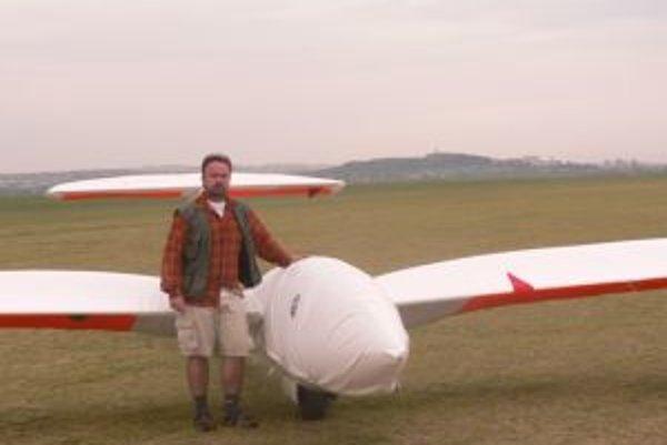 Ivan Kotvas miluje lietanie