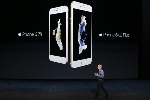 Tim Cook predstavuje nový iPhone