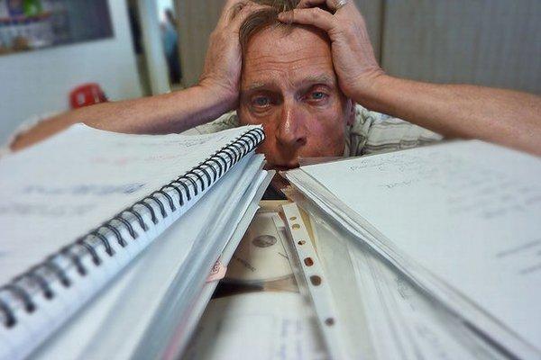 Vyhorenie vás môže vohnať ešte do väčšieho stresu.