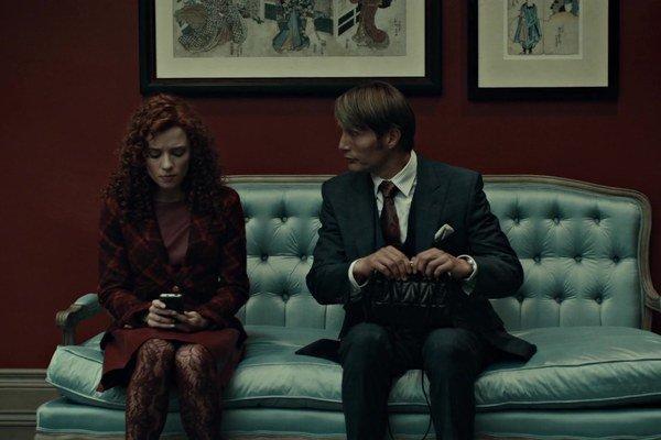 Gurmánskeho kanibala si v novom seriáli zahral dánsky herec Mads Mikkelsen.