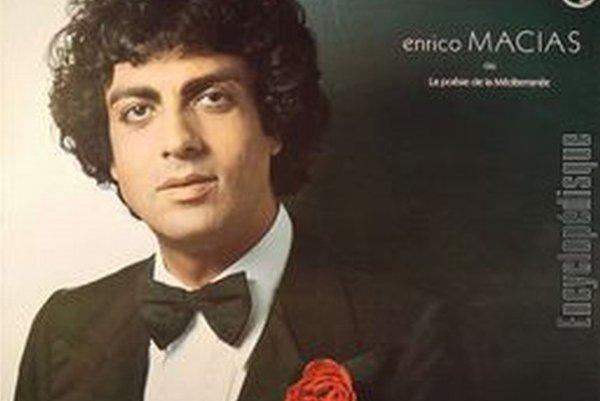 Francúzsky spevák so židovskými koreňmi Enrico Macias bol obľúbencom Bin Ládina.