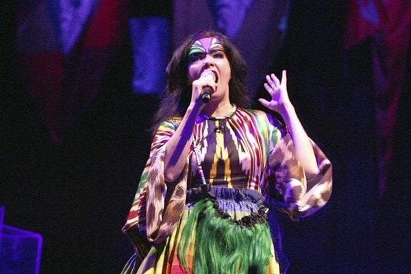 Björk.