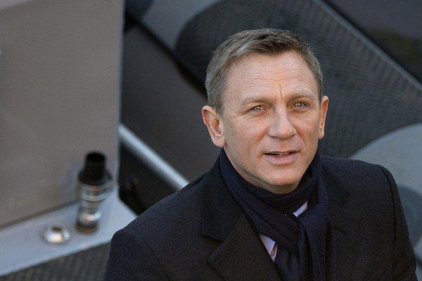 Daniel Craig opäť stvárni agenta 007.