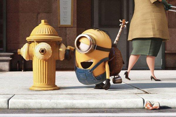 Žltí Mimoni sa dočkali vlastného celovečerného filmu.