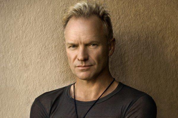 Sting spieval vo Viedni.