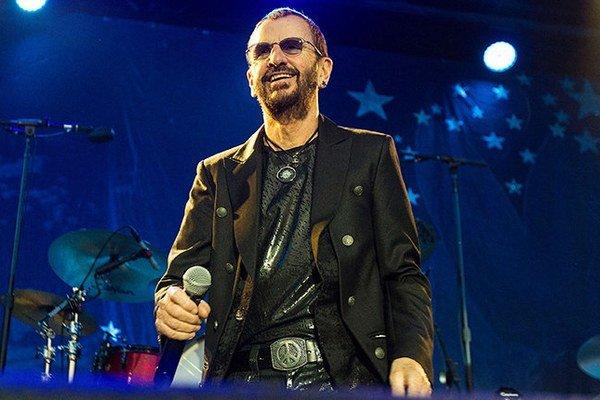 Ringo Starr nebol len bubeníkom Beatles.