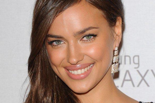 Ruská topmodelka a najnovšie aj herečka Irina Shayk (28).