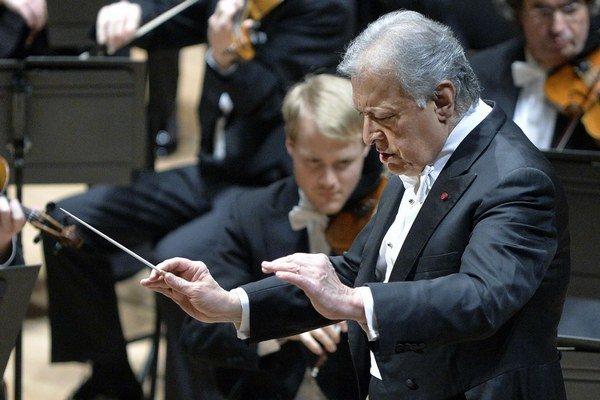 Jednou z najväčších hviezd BHS 2014 bude dirigent Zubin Mehta.