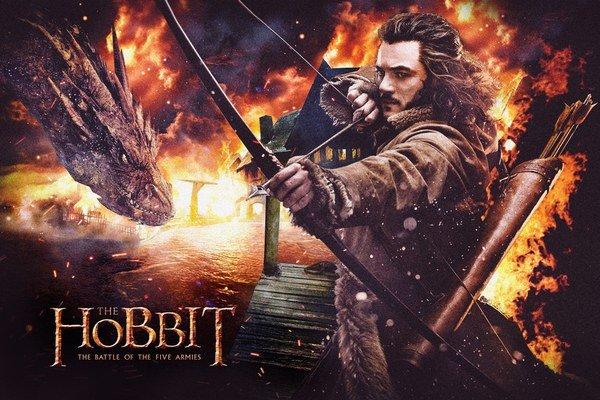 Plagát k filmu. Slovenská premiéra bude 11. decembra.