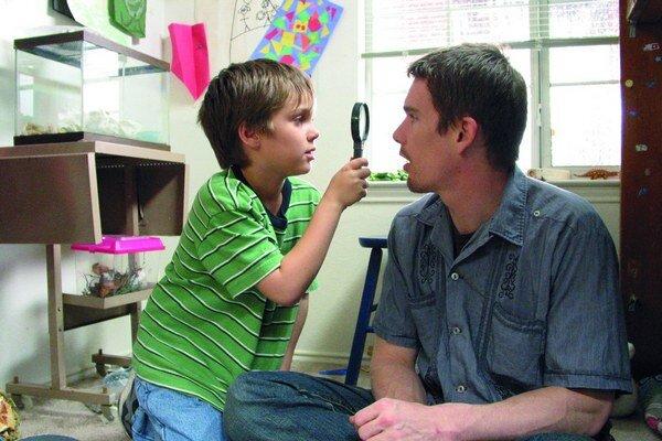 Film Boyhood sa u nás bude uvádzať pod názvom Chlapčenstvoa do kín príde 14. augusta.