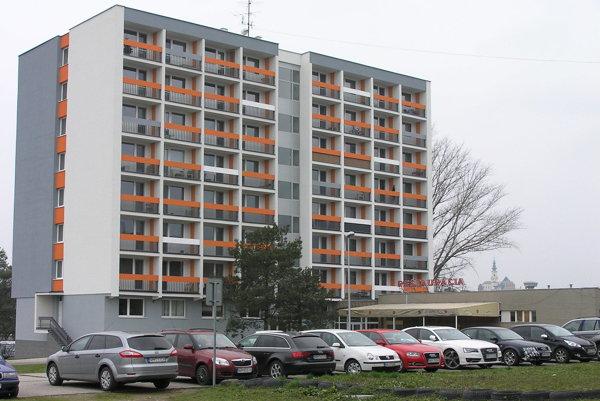 Ako zariadenie azylového domu využili nábytok z bývalého Hotela Olympia.