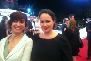 Na festival v Cannes chodí rada aj herečka Petra Polnišová.