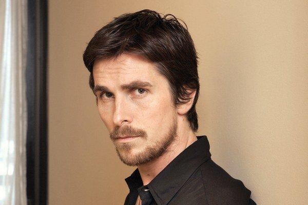 Britský herec Christian Bale (39)