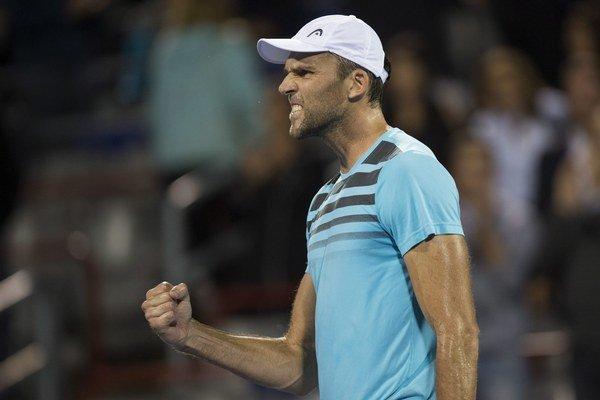 Ivo Karlovič je momentálne asi najlepšie podávajúcim tenistom na okruhu ATP.