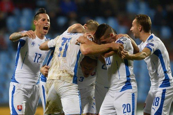 Našťastie, v Luxemburgu sa hralo v pondelok podľa slovenských nôt.
