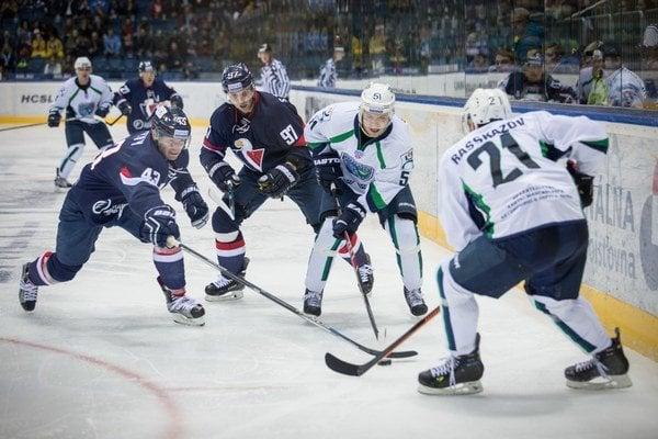 Slovan predviedol možno najlepší výkon v sezóne.