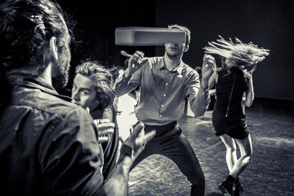 Svetoznáma belgická skupina Ultima Vez choreografa Wima Vandekeybusa sa prvýkrát predstavila na Slovensku.