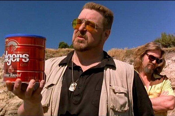 Vo filme Big Lebowski je niekoľko pamätných scén.
