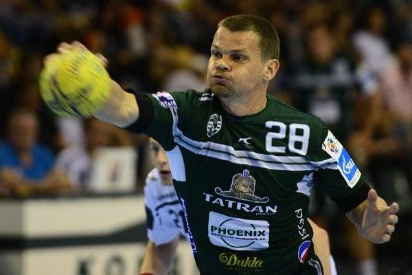 Radoslav Antl strelil proti Brestu päť gólov.